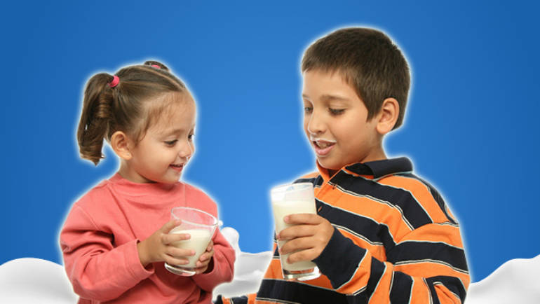 What kind of milk should you give your kids?